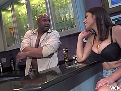 Latina Große Titten Interracial